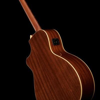 Fender Newporter Player Sunburst