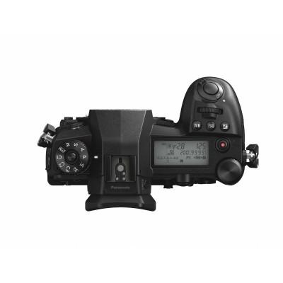 Panasonic Lumix DC-G9 Preta + Leica 100-400mm