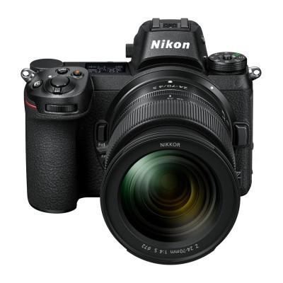 Nikon Z6 systeemcamera + 24-70mm f/4.0