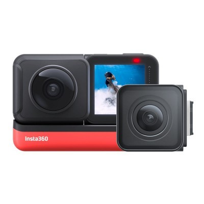 Insta360 ONE R Twin Edition action cam