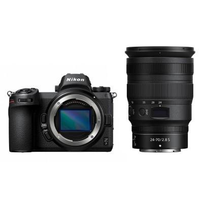 Nikon Z7 + 24-70mm f / 2.8 s