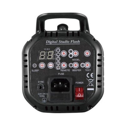 Falcon Eyes Studio Flitsset TBK-2400D Digitaal