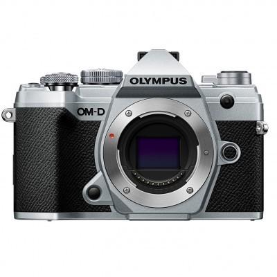 Olympus OM-D E-M5 Mark III Corpo Prata