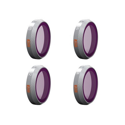 Filtros ND Pgytech avançados para DJI Mavic 2 Zoom - 4 peças