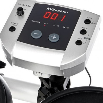 Millenium MPS-150 E-Drum Junior Bundle