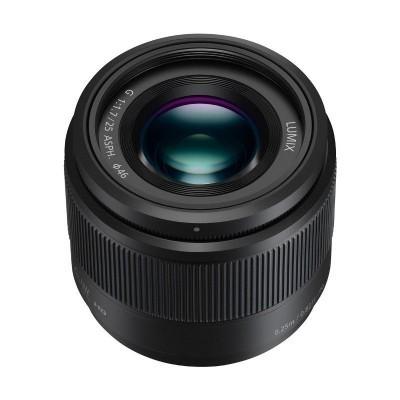 Panasonic Lumix G 25mm f/1.7 ASPH MFT-mount objectief Zwart