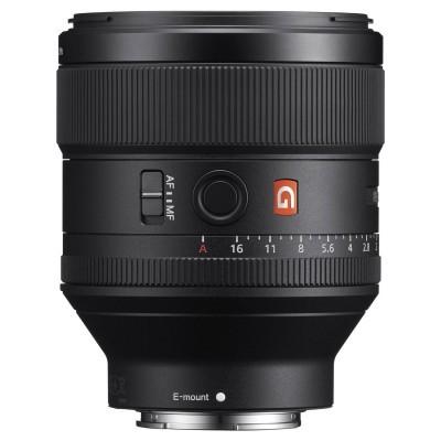 Sony FE 85mm f/1.4 GM objectief (SEL85F14GM.SYX)