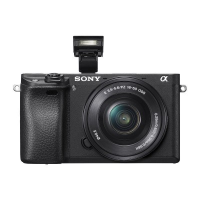 Sony Alpha 6300 Black + 16-50mm f/3.5-5.6 OSS