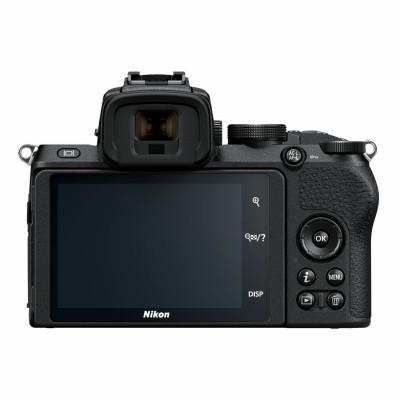 Nikon Z50 + adaptador de 16-50mm f / 3.5-6.3 VR + FTZ  - Streaming Kit