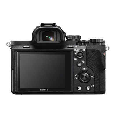 Sony Alpha A7 II sem espelho + 28-70mm