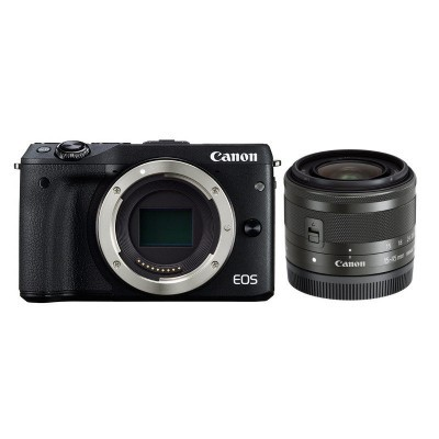 Canon EOS M3 + 15-45mm IS STM
