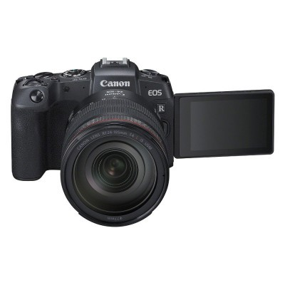Canon EOS RP + RF 24-105 mm f / 4.0L IS USM