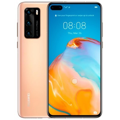 Huawei P40 8GB/128GB DS Blush Gold