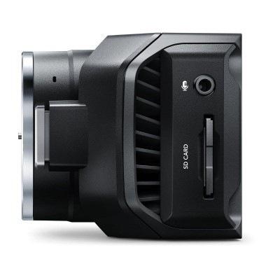 Câmera de vídeo Blackmagic Micro Cinema