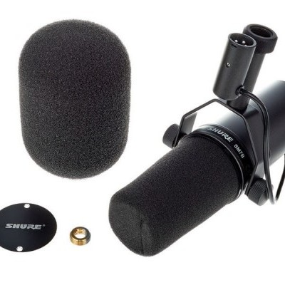 Shure SM 7 B Monster Bundle