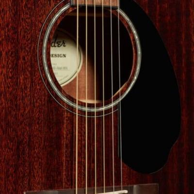 Fender CD-60S All Mah