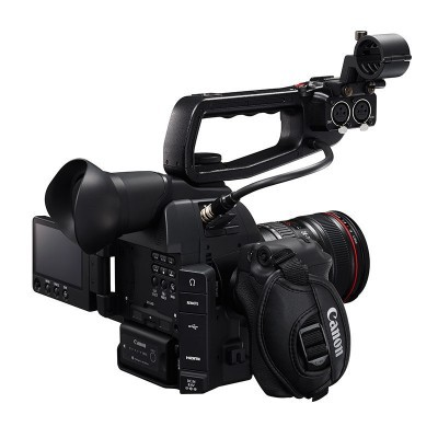 Câmera de vídeo Canon EOS C100 Mark II + 24-105mm II