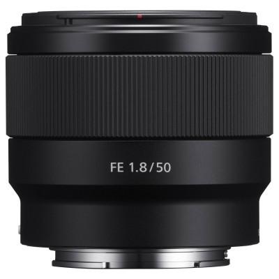 Objetiva Sony FE 50mm f/1.8