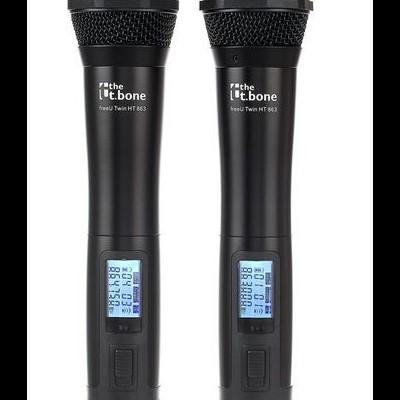 the t.bone freeU Twin HT 863