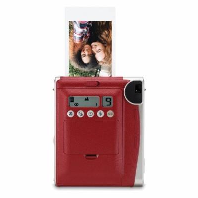 Fujifilm Instax Mini 90 Neo Classic instant camera rood