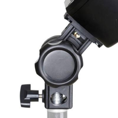 Falcon Eyes Lâmpada de anel FLC-55 55W + TMB-20Z