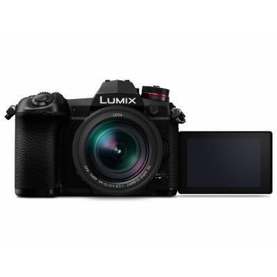 Panasonic Lumix DC-G9 systeemcamera Zwart + 12-60mm