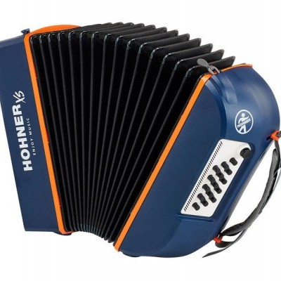 Hohner XS Children Accordion blue