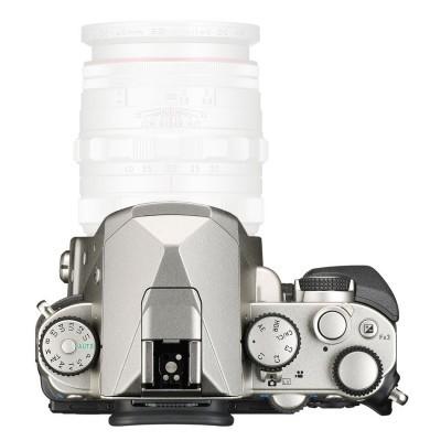 Pentax KP DSLR Silver + 16-85mm Preto
