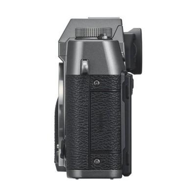 Fujifilm X-T30 Carvão Prata + 18-55mm f / 2.8-4.0 OIS Preto