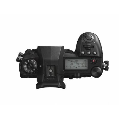 Panasonic Lumix DC-G9 Corpo Preto