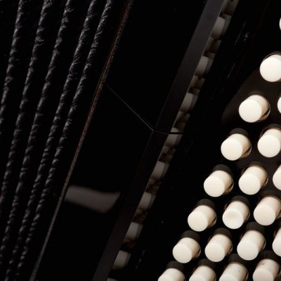 Startone Piano Accordion 72 Black