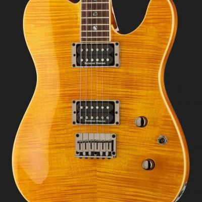 Fender Custom Telecaster FMT HH AM IL