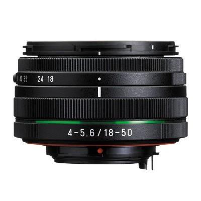 Pentax KP DSLR Preto + 18-50mm