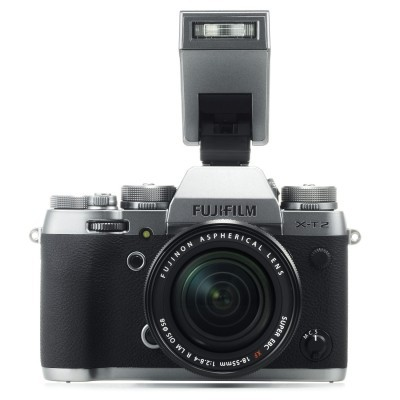 Fujifilm X-T2 (corpo) cor de Prata Grafite
