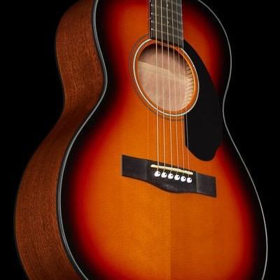 Fender CP-60S Parlor Sunburst WN