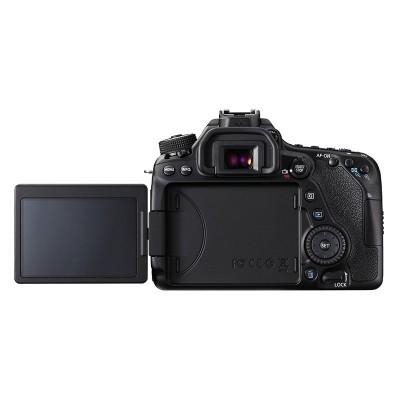 Canon EOS 80D DSLR + 18-135mm IS USM