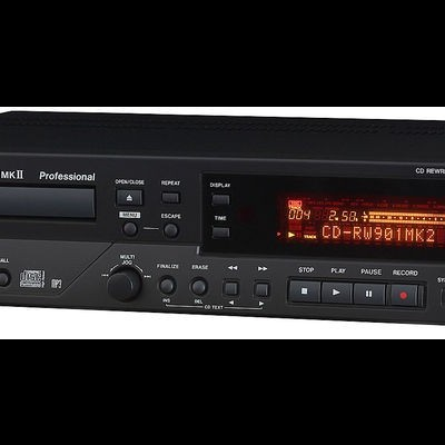 Tascam CD-RW 901 Mk2