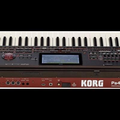 Korg PA-4X61 International