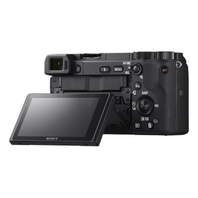 Câmera do sistema Sony Alpha A6400 Preta + 16-50mm
