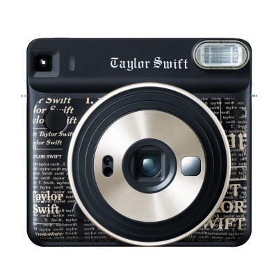 Fujifilm Instax Square SQ6 instant camera Taylor Swift
