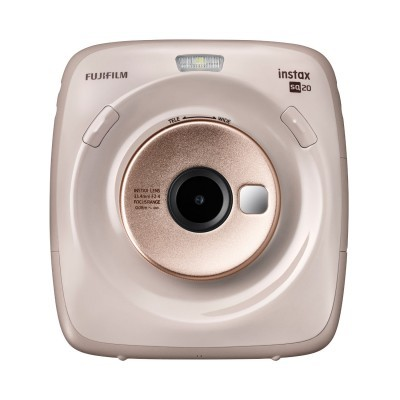 Fujifilm Instax Square SQ20 instant camera Beige