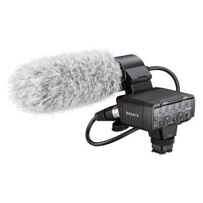 Sony XLR-K2M Adapter Set and Shotgun Microphone
