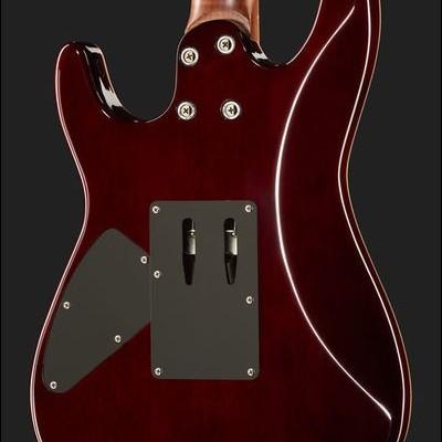 Harley Benton Fusion-II HH FR Roasted FNT