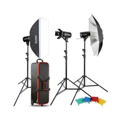 Godox Studio Kit E300-D