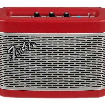 Fender Newport RED Bluetooth Speaker