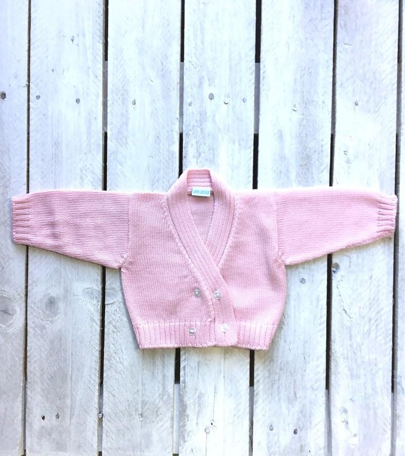 Casaco lã rosa Porto
