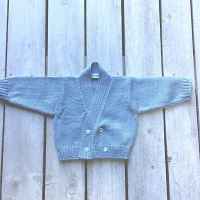 Casaco lã azul Porto