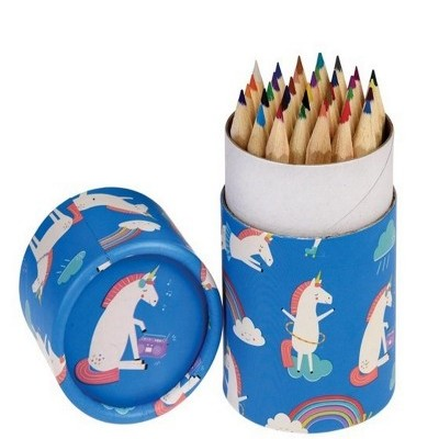 Lápis unicórnio