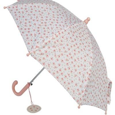 Guarda chuva flores