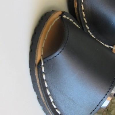 Menorquina azul escuro
